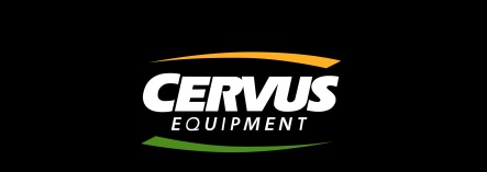 Cervus Equipment logo