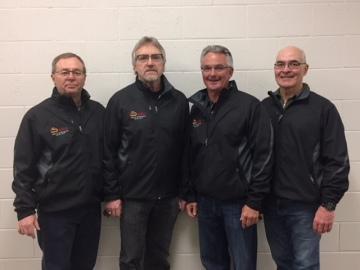 SACA Mens - Team Armstrong
